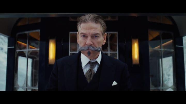 'Assassinio sull'Orient Express', il primo trailer del film